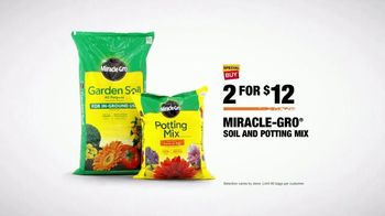 The Home Depot TV Spot, 'Today Is the Day for Doing: Miracle-Gro' - Thumbnail 8