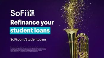 SoFi Student Loan Refinancing TV Spot, 'Debt Free' - Thumbnail 7