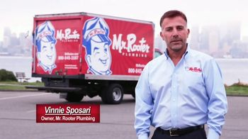 Mr. Rooter Plumbing TV Spot, 'Count on Us: The Unexpected' - Thumbnail 2