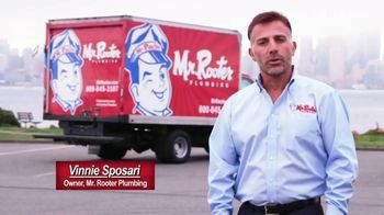 Mr. Rooter Plumbing TV Spot, 'Count on Us: The Unexpected' - Thumbnail 3