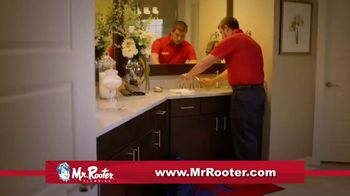 Mr. Rooter Plumbing TV Spot, 'Count on Us: The Unexpected' - Thumbnail 6