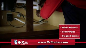Mr. Rooter Plumbing TV Spot, 'Count on Us: The Unexpected' - Thumbnail 8