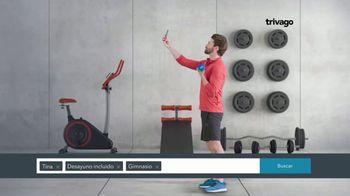 trivago TV Spot, 'Rutina' [Spanish] - 762 commercial airings