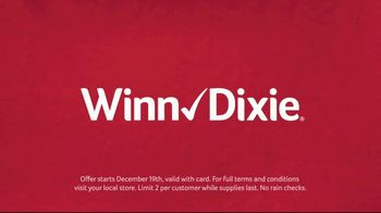 Winn-Dixie TV Spot, 'Christmas: Rib Roast' - Thumbnail 10