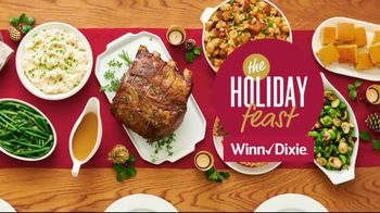 Winn-Dixie TV Spot, 'Christmas: Rib Roast'