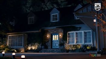 Philips Hue Smart Lighting TV Spot, 'Light Up the Things That Matter This Holiday'