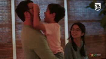 Philips Hue Smart Lighting TV Spot, 'Light Up the Things That Matter This Holiday' - Thumbnail 3