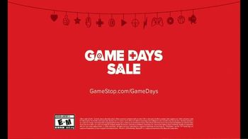 GameStop Game Days Sale TV Spot, 'Santa Freak Out: Xbox and Games Offer' - Thumbnail 10