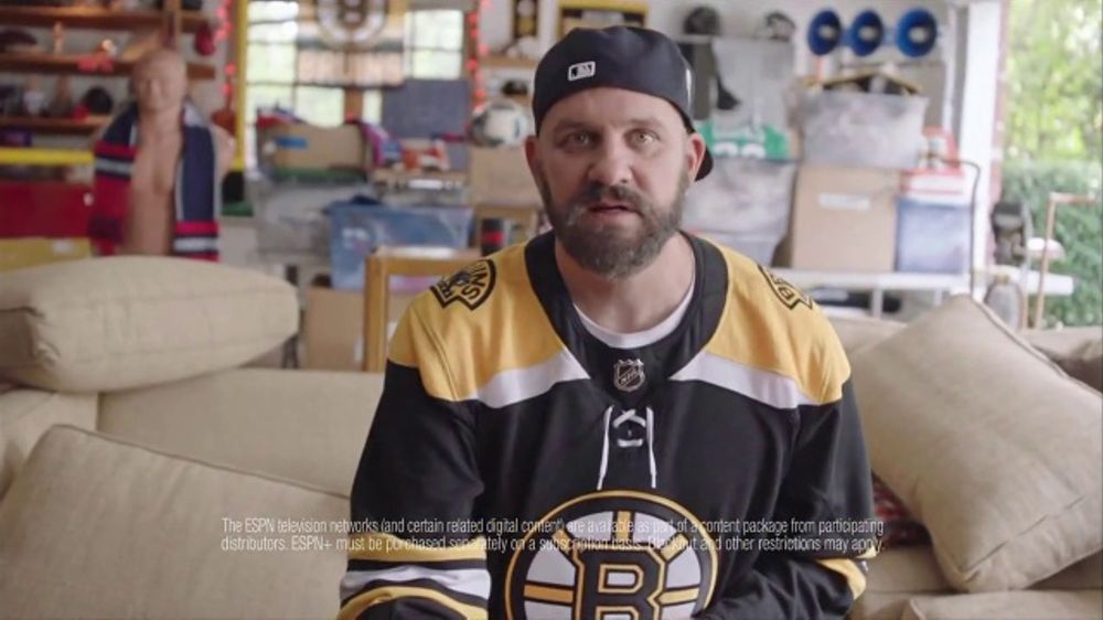 ESPN+ TV Commercial, 'The Rick: Counting Change' Featuring Mike O'Malley -  Video