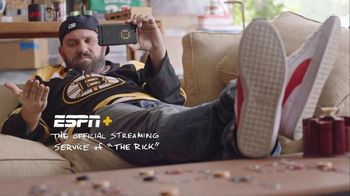 ESPN+ TV Spot, 'The Rick: Counting Change' Featuring Mike O'Malley - Thumbnail 6