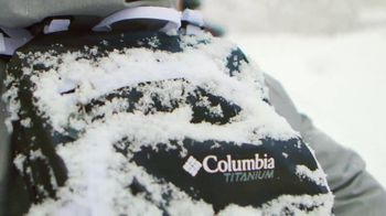 Columbia Sportswear TV Spot, \'Snow\'