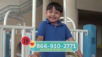 Shriners Hospitals for Children TV Spot, 'El amor' [Spanish] - Thumbnail 5