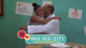Shriners Hospitals for Children TV Spot, 'El amor' [Spanish] - Thumbnail 6