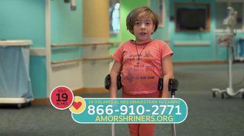 Shriners Hospitals for Children TV Spot, 'El amor' [Spanish] - Thumbnail 8