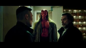 Hellboy - 3122 commercial airings
