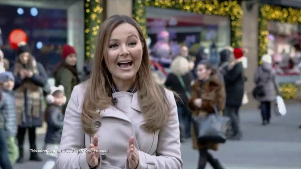 Zelle TV Commercial, 'Stay on Budget This Holiday Season'