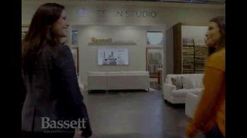 Bassett New Years Sale TV Spot, 'HGTV Home Design Studio: Custom Furniture' - Thumbnail 1
