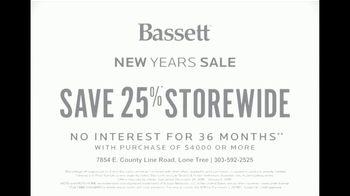 Bassett New Years Sale TV Spot, 'HGTV Home Design Studio: Custom Furniture' - Thumbnail 10