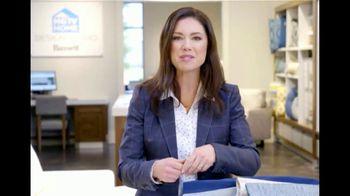 Bassett New Years Sale TV Spot, 'HGTV Home Design Studio: Custom Furniture'