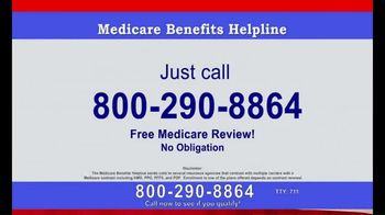 Medicare Coverage Helpline TV Spot, 'All the Benefits You Deserve' - Thumbnail 7