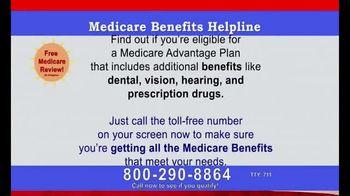 Medicare Coverage Helpline TV Spot, 'All the Benefits You Deserve' - Thumbnail 3