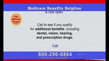 Medicare Coverage Helpline TV Spot, 'All the Benefits You Deserve' - Thumbnail 5
