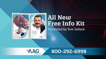 American Advisors Group Reverse Mortgage TV Spot, 'What's Your Better?' Featuring Tom Selleck - Thumbnail 9