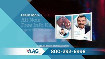 American Advisors Group Reverse Mortgage TV Spot, 'What's Your Better?' Featuring Tom Selleck - Thumbnail 4
