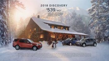 Land Rover Season of Adventure Sales Event TV Spot, 'White Christmas' [T2] - Thumbnail 9