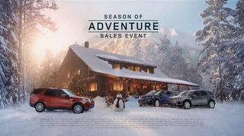 Land Rover Season of Adventure Sales Event TV Spot, 'White Christmas' [T2] - Thumbnail 8