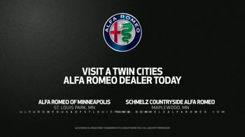 Alfa Romeo Season of Speed TV Spot, 'Critic's Choice' [T2] - Thumbnail 9