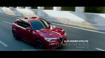 Alfa Romeo Season of Speed TV Spot, 'Critic's Choice' [T2] - Thumbnail 6