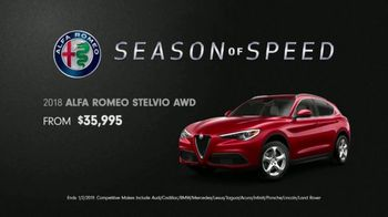 Alfa Romeo Season of Speed TV Spot, 'Critic's Choice' [T2] - Thumbnail 8