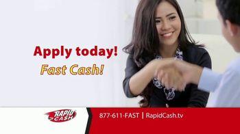 Rapid Cash TV Spot, 'Important' - Thumbnail 9