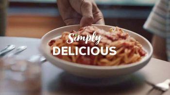 Ragu Simply TV Spot, 'Try New Pasta Sauces' - Thumbnail 6
