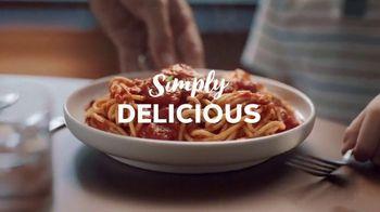 Ragu Simply TV Spot, 'Try New Pasta Sauces' - Thumbnail 7