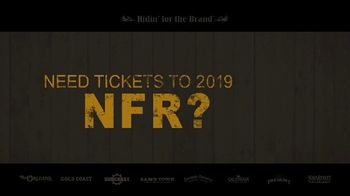 Boyd Gaming TV Spot, '2019 NFR'