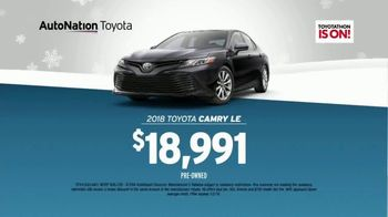 Year End Event: 2018 Camry thumbnail