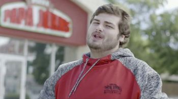 Papa John's Carryout Special TV Spot, 'No Matter What You Call It: Two Extra Sauces' - Thumbnail 2