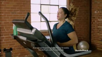NordicTrack Incline Trainer TV Spot, '12-Week Study' - Thumbnail 10