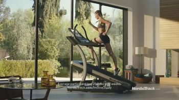 NordicTrack Incline Trainer TV Spot, '12-Week Study' - Thumbnail 6
