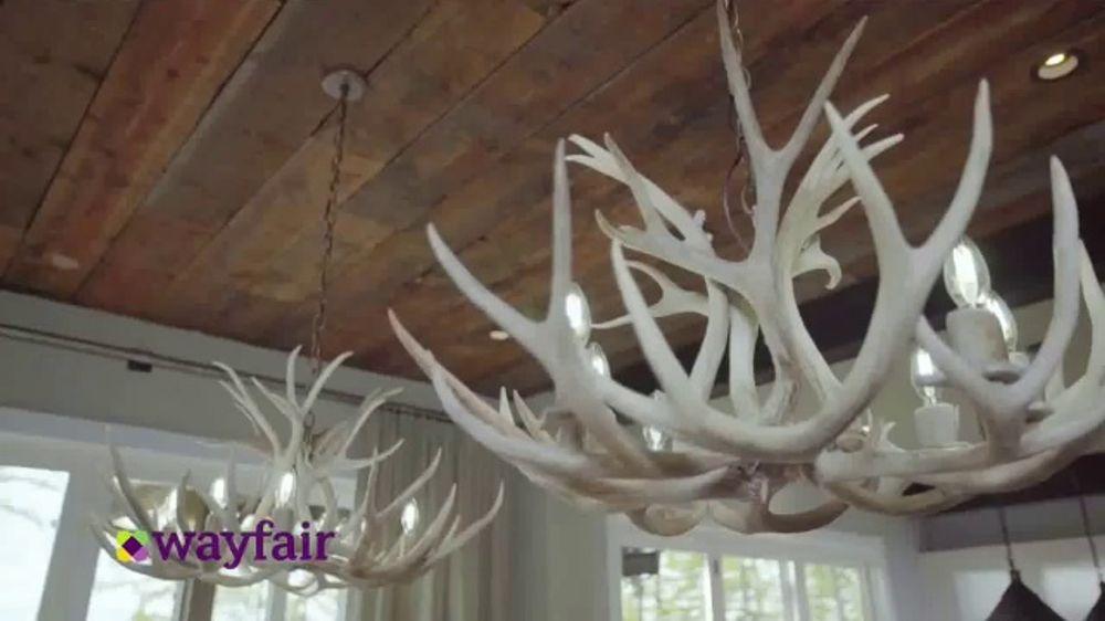 Wayfair Tv Commercial Hgtv Dream Home 2019 Ispot Tv