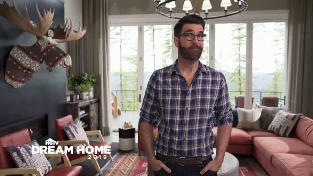 Wayfair Tv Commercial Hgtv Dream Home 2019 Ispot Tv