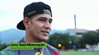 Cricket Wireless TV Spot, 'Levy Saúl Marroquín on Staying Connected' [Spanish] - 2 commercial airings
