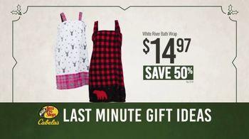 Bass Pro Shops TV Spot, 'Last Minute Gift Ideas: Bath Wraps' - Thumbnail 3