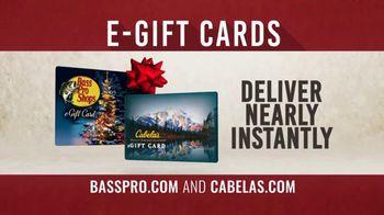 Bass Pro Shops TV Spot, 'Last Minute Gift Ideas: Bath Wraps' - Thumbnail 4