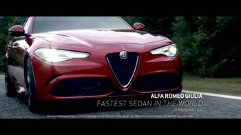 Alfa Romeo Season of Speed TV Spot, 'Love Story' [T2] - Thumbnail 3