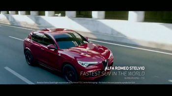 Alfa Romeo Season of Speed TV Spot, 'Love Story' [T2] - Thumbnail 4