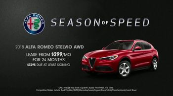 Alfa Romeo Season of Speed TV Spot, 'Love Story' [T2] - Thumbnail 6