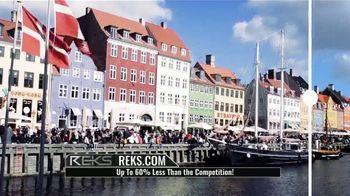 REKS Optics TV Spot, 'High-End Glasses'
